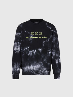 S-BIAY-X10, Black/White - Sweaters
