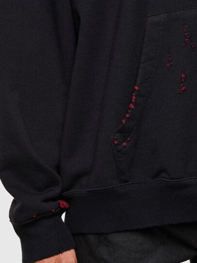 Diesel - S-UMMER-N71, Black - Sweaters - Image 4