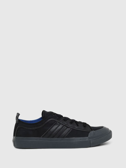 Diesel - S-ASTICO LOW LACE, Black - Sneakers - Image 1