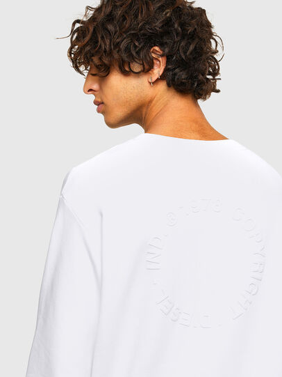 Diesel - S-GIRK-A73, White - Sweaters - Image 4