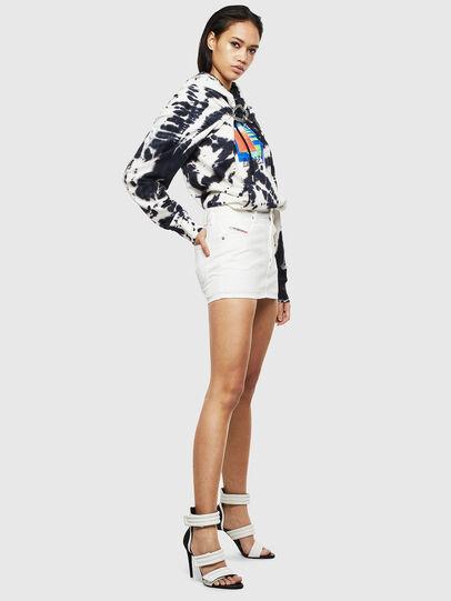 Diesel - DE-EISY, White - Skirts - Image 5