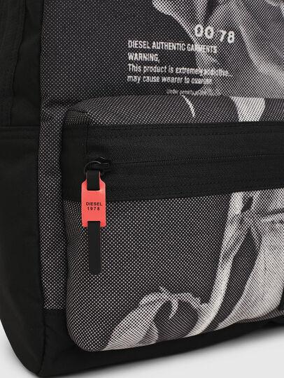 Diesel - MIRANO FL, Black/Grey - Backpacks - Image 5