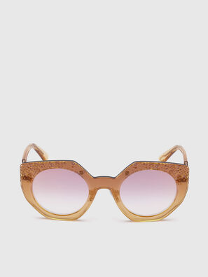 DL0258, Pink - Sunglasses