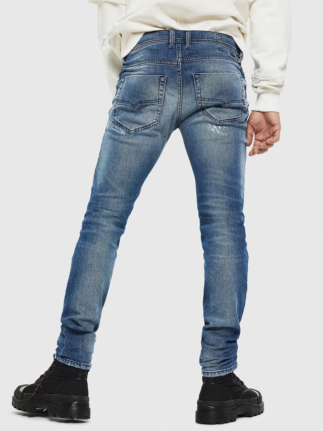 Diesel - Tepphar 0090L, Light Blue - Jeans - Image 2