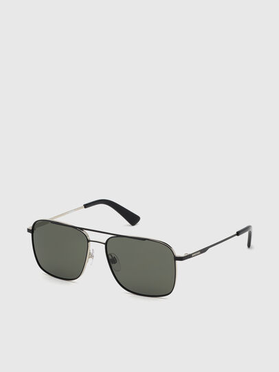 Diesel - DL0295, Black - Sunglasses - Image 2