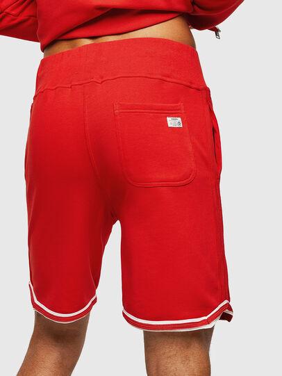 Diesel - UMLB-PAN, Red - Pants - Image 2