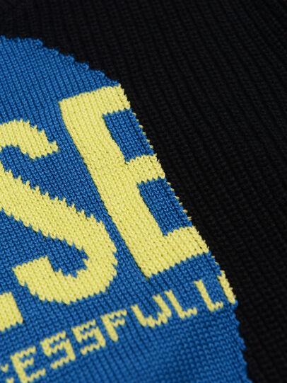 Diesel - KHALF, Blue/Black - Knitwear - Image 3