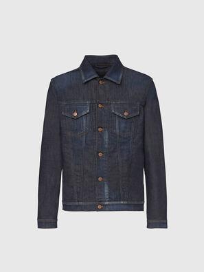 NHILL-TW, Dark Blue - Denim Jackets