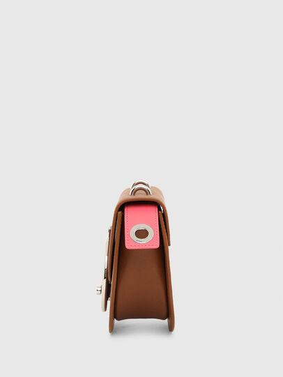 Diesel - MAGGIE, Light Brown - Crossbody Bags - Image 3