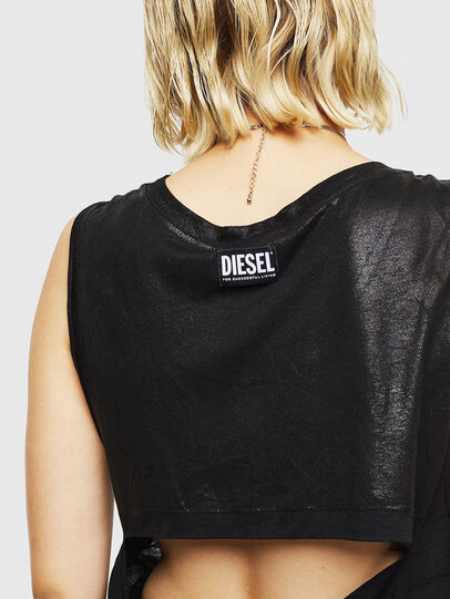 Diesel - T-ABBY, Black - Tops - Image 6