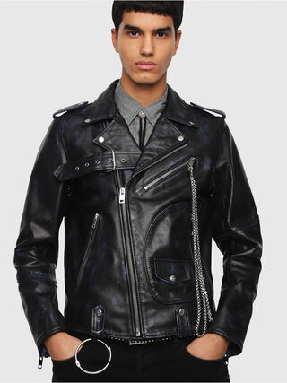 L-KIO,  - Leather jackets