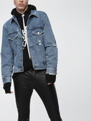 D-ROBYN, Blue Jeans - Denim Jackets