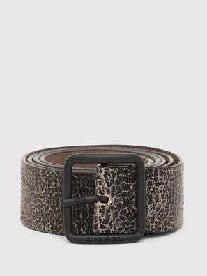B-FRACO, Black - Belts
