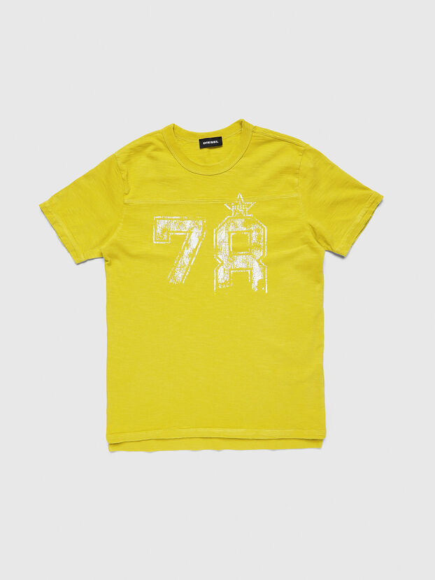TDIEGOCUTA, Yellow - T-shirts and Tops