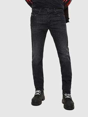 Buster 082AS, Black/Dark grey - Jeans