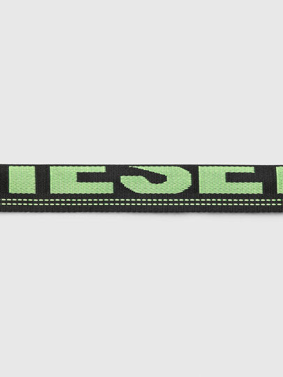 Diesel - B-MASER, Black/Green - Belts - Image 4