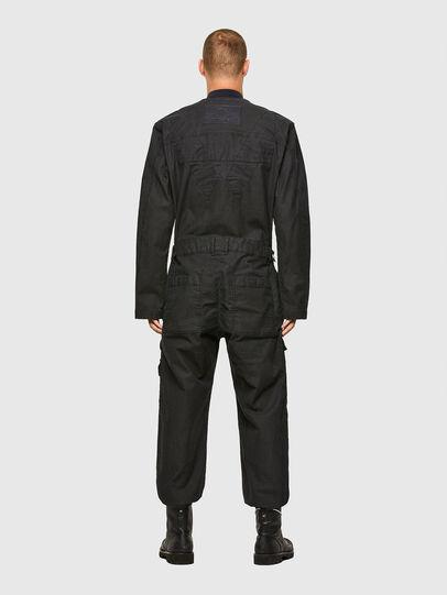 Diesel - D-DEVO-SP JOGGJEANS, Black - Jumpsuits - Image 2