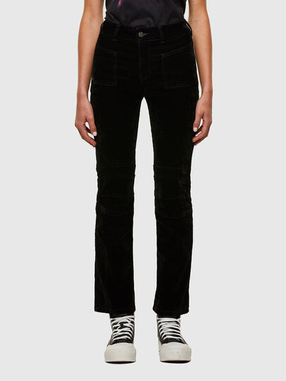 Diesel - D-Earlie JoggJeans® 069UJ, Black/Dark grey - Jeans - Image 1