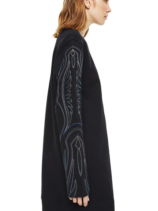 Diesel - DRESSIE, Black - Dresses - Image 4