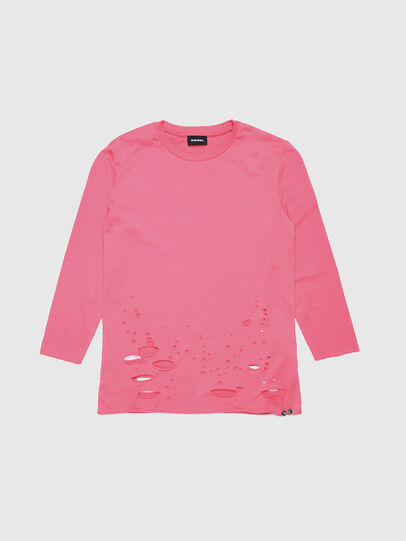 Diesel - TFIENA, Pink - T-shirts and Tops - Image 1