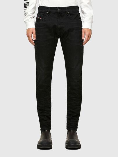 Diesel - D-Strukt 0091I, Black/Dark grey - Jeans - Image 1
