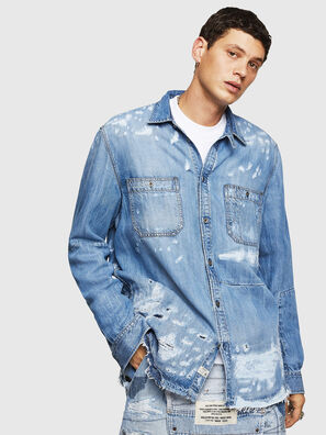 D-FRED,  - Denim Shirts