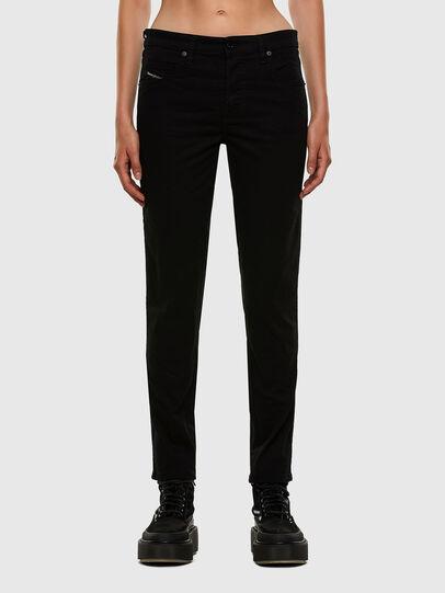 Diesel - Babhila 069EI, Black/Dark grey - Jeans - Image 1