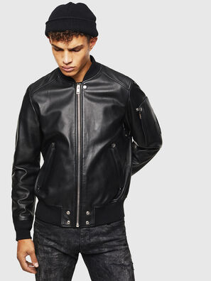 L-JOSEPH, Black - Leather jackets