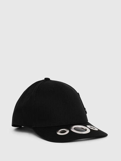 Diesel - CHOLES, Black - Caps - Image 1