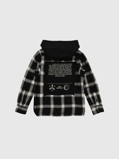 Diesel - CSDOVIN, Black - Shirts - Image 2