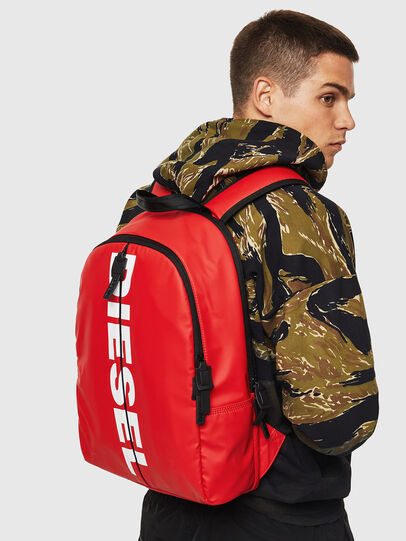 Diesel - BOLD BACK II, Red - Backpacks - Image 7