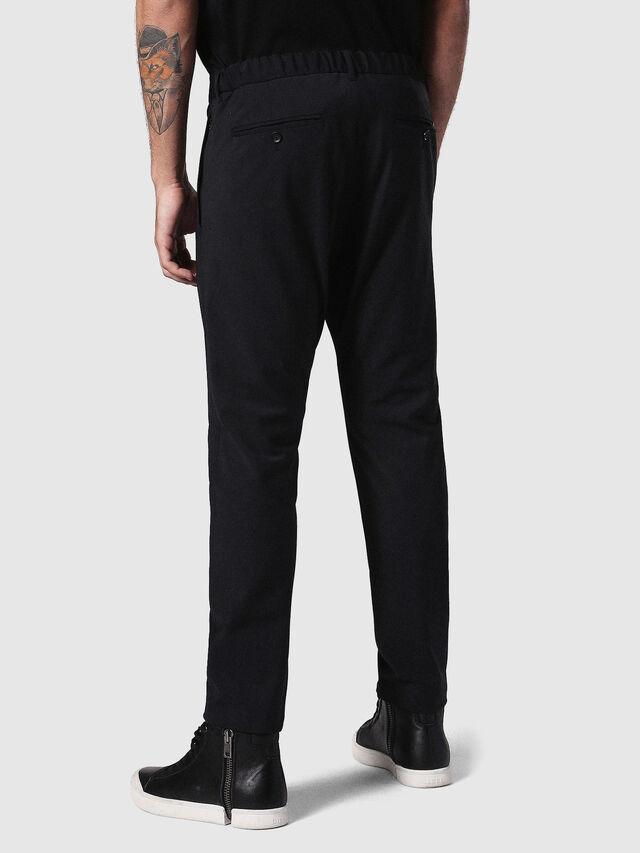 Diesel - P-OLIVERY, Black - Pants - Image 2