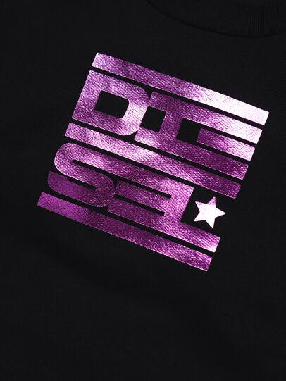 Diesel - SANGSEL, Black - Sweaters - Image 3