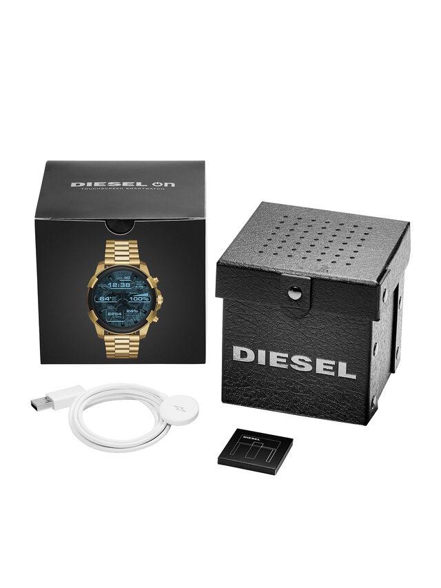 Diesel DT2005, Gold - Smartwatches - Image 4