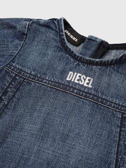 Diesel - DREXIB, Medium blue - Dresses - Image 3