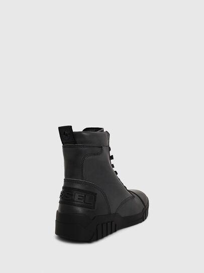 Diesel - H-RUA AM, Dark Blue - Sneakers - Image 4