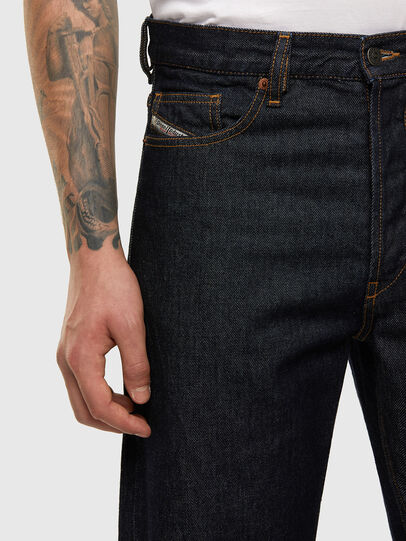 Diesel - D-Macs 009HP, Dark Blue - Jeans - Image 4