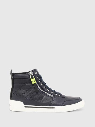 Diesel - S-DVELOWS, Dark Blue - Sneakers - Image 1