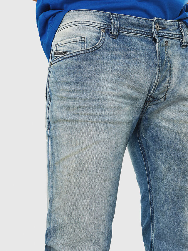 Diesel - Safado C81AP, Light Blue - Jeans - Image 3