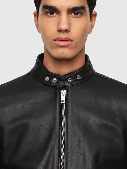 Diesel - L-RUSHIS,  - Leather jackets - Image 3