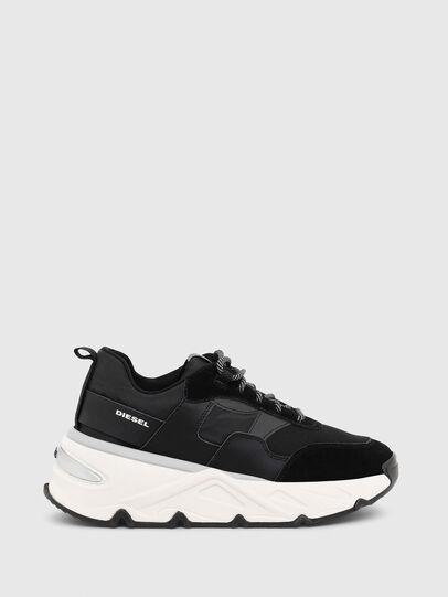 Diesel - S-HERBY LOW, Black - Sneakers - Image 1