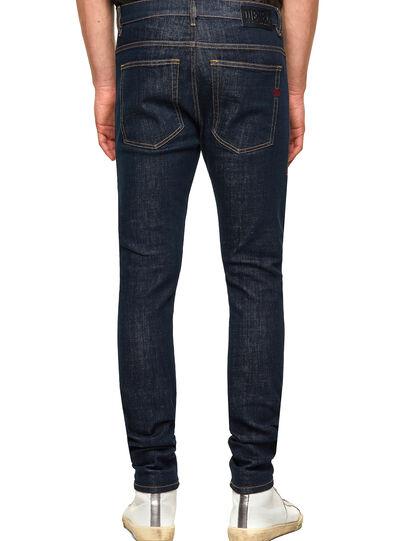 Diesel - D-Amny 009PC, Dark Blue - Jeans - Image 2