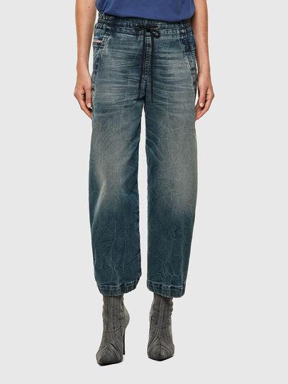 Diesel - Krailey JoggJeans® 069YG, Medium blue - Jeans - Image 1