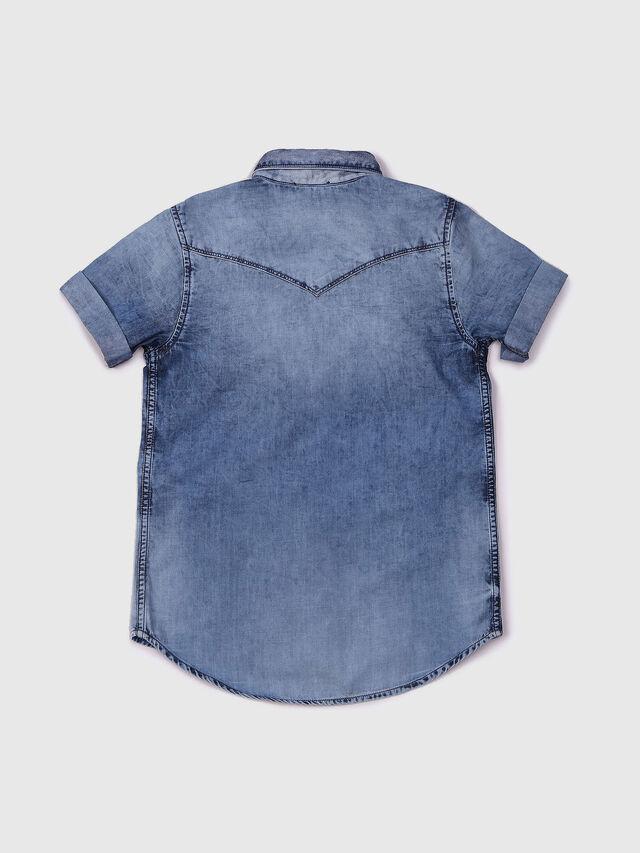 KIDS CIRIX, Light Blue - Shirts - Image 2