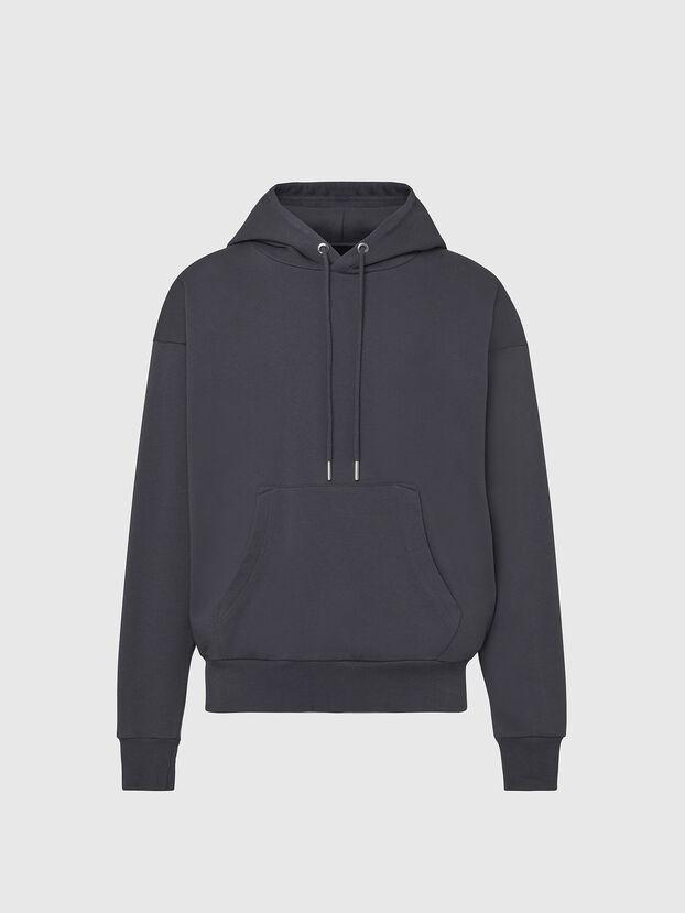 S-ALBY-COPY-J1, Dark grey - Sweaters