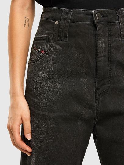Diesel - D-Plata JoggJeans 009DS, Black/Dark grey - Jeans - Image 3