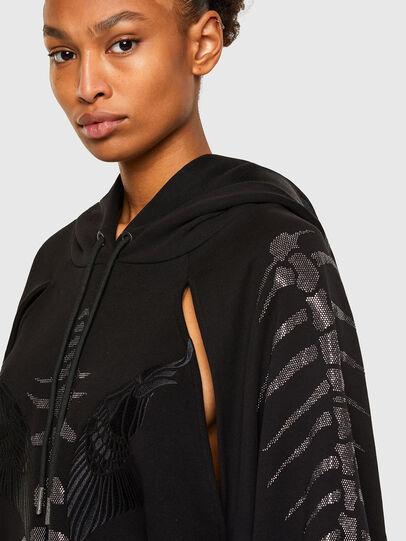 Diesel - F-ACADE, Black - Sweaters - Image 3