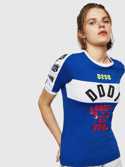 Diesel - T-HEIA-B, Brilliant Blue - T-Shirts - Image 1