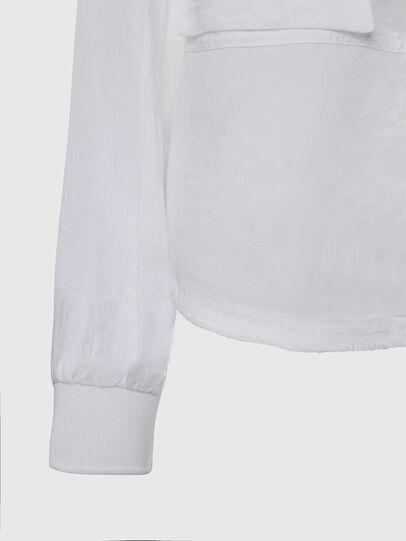 Diesel - C-SUPER-E, White - Shirts - Image 4