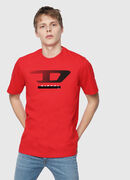 T-JUST-Y4, Red - T-Shirts